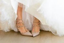 Wedding Shoes / Dream shoes and fancy footwear for your wedding day