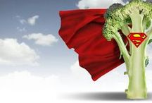 Super Foods / A healthy diet with a variety of superfoods can help maintain your weight, fight disease, and extend your life. So, what are superfoods? Check out all of these great recipes and ideas.