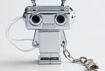 We Love Robots / They are probably going to take over the world one day.