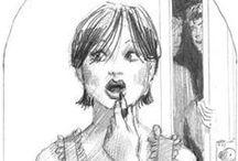 Comic Transformation Art by Tasha