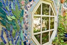 Mozaikok / diszítés