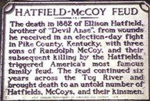 Hatfields & McCoys / by Jim Spencer