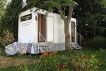 Luxury Little Rooms / Luxury Little Rooms are a family business based in Hampshire providing luxury portable toilet hire. Covering the South Coast, add a touch of class to your special day or event.