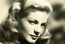Lauren Bacall / by Tracy Dean