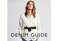 SET #DENIMROCKS / We love our new denimstyles - find your perfect fit | https://www.set-fashion.com/online-shop/denim