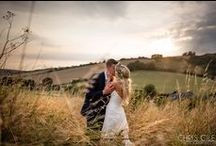 Real wedding Lizzie & James at #upwalthambarns / Photography by Chris Giles