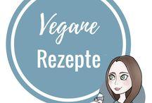 Vegane Rezepte / Alle Rezepte sind vegan. Leckere Ideen für Kuchen, Muffins, Salate, Mittagessen und vieles mehr.