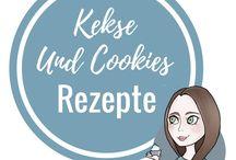 Kekse und Cookies Rezepte / Rezepte für leckere Kekse und Cookies.