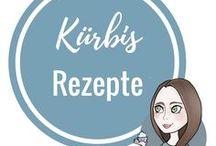 Kürbis Rezepte / Für alle Kürbisliebhaber: Viele leckere Ideen, wie man Kürbis genießen kann. Rezepte zum Backen und Kochen. Sowohl süß als auch herzhaft.