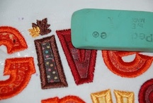 Applique & Embroidery Tips / Applique & Embroidery Tutorials