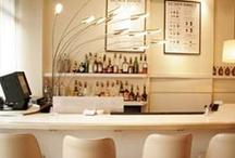 La place * The bar