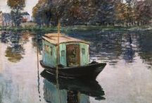 Claude Monet / Painters, Paintings, Other
