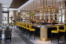 Places: London bars/restaurants