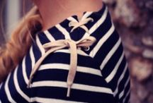 Navy style..I love it !!!