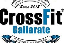 Building a Stronger Gallarate / Www.crossfitgallarate.com