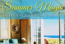 Tales of Blythe Cove Manor / These are our series of books about Blythe Cove Manor.