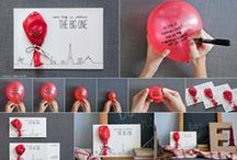 Invitations: Creative DIY Ideas