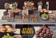 Star Wars Party: Creative DIY Ideas