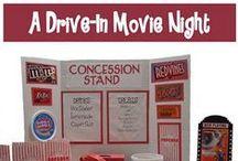 Movie Night: Creative DIY Ideas