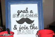 Moustache Party: Creative DIY Ideas