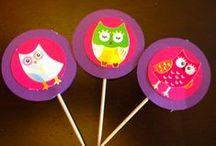 Owl Party: Creative DIY Ideas