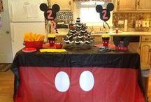 Mickey Mouse Party: Creative DIY Ideas