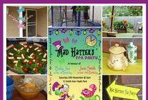 Mad Hatter Tea Party: Creative DIY Ideas