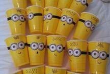 Despicable Me / Minion Party: Creative DIY Ideas