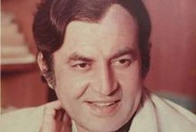 MUHAMMAD ALI / Mohammad Ali  (April 19, 1938 – March 19, 2006) was a Pakistani actor. He was known as Shahenshah-e-Jazbaat , meaning The Emperor of Emotions. A highly versatile actor, he performed in historical, biographical and patriotic roles; in costume and art movies. He has starred in over 250 movies playing both heroes and villains. He was included among 25 greatest actors of Asia (all time) by CNN survey (On 4 March 2010).