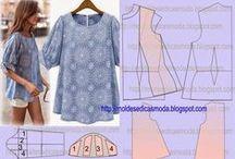 Sewing: Woman Patterns & Ideas