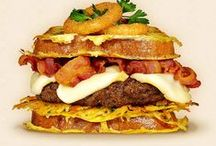 Food: burgers & sandwiches