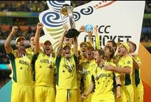 ICC CRICKET WORLD CUP 2015 / The first World Cup was organised in England in June 1975, with the first ODI cricket match having been played only four years prior. However, a separate Women's Cricket World Cup had been held two years before the first men's tournament, and a tournament involving multiple international teams had been held as early as 1912, when a triangular tournament of Test matches was played between Australia, England and South Africa. Each of the first three World Cups were held in England.