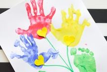Spring activities for kids / Perfect crafts and activities for sunny Spring days with your kids!