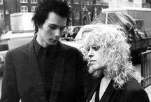 Sid & Nancy......... / by Hermine Dietel