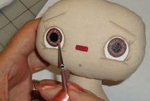 DIY: Softies & Dolls