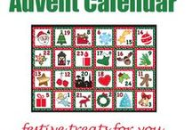 BeHappyMum Advent Calendar / Enjoy this festive month with our Advent Calendar's treats