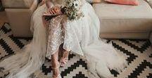 boda de Lola / novia