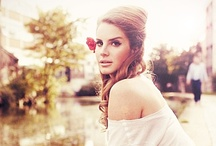Lana Del Rey / Lana's songs describes my feelings perfectly. I cannot live without her music