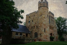 Medieval Houses and Architecture / My husband and I have talked about building a medieval house/fortified farm/tiny castle for ourselves. These pictures are some of our inspiration.