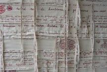 Stitch It / A collection of stunning stitched textiles