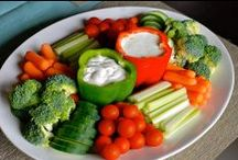 APPETIZERS - Veggies / by Sherry Mulder