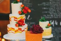 Fall is in the Air / Fall theme Cake inspiration