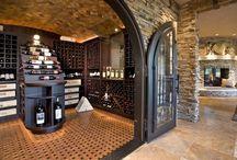 Stunning Wine Rooms