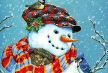 art snowmens
