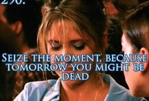 Buffy <3 / My favourite Tv series of all time!