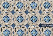 new crochetpattern samples / by pieters elmarie
