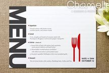 CAFE - Menu design ideas not on wall