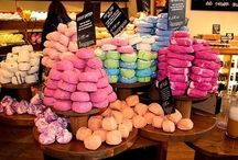 Lush / Ethical. Cruelty-free. Fantastic. / by Lindsay J. Pryor