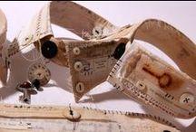 Ali Ferguson - Cloth Work / Stitched textiles by Ali Ferguson