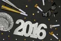 Party Like It's 2016 / Celebrate with our New Year's Eve party essentials starting at $2.